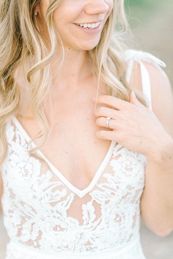 Inbal Dror bride