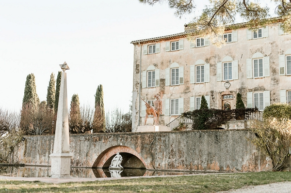 La Bastide du Roy wedding venue