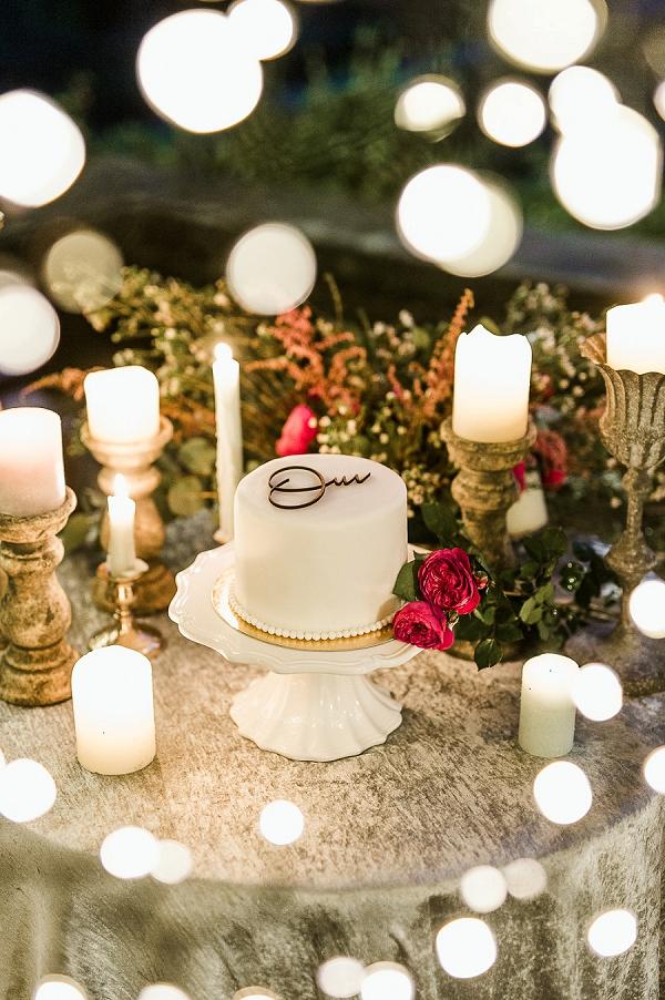 La Cerise sur le gâteau wedding cake