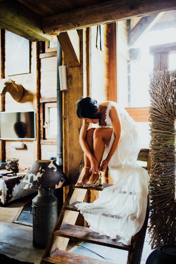 La Ferme du lac Vert wedding