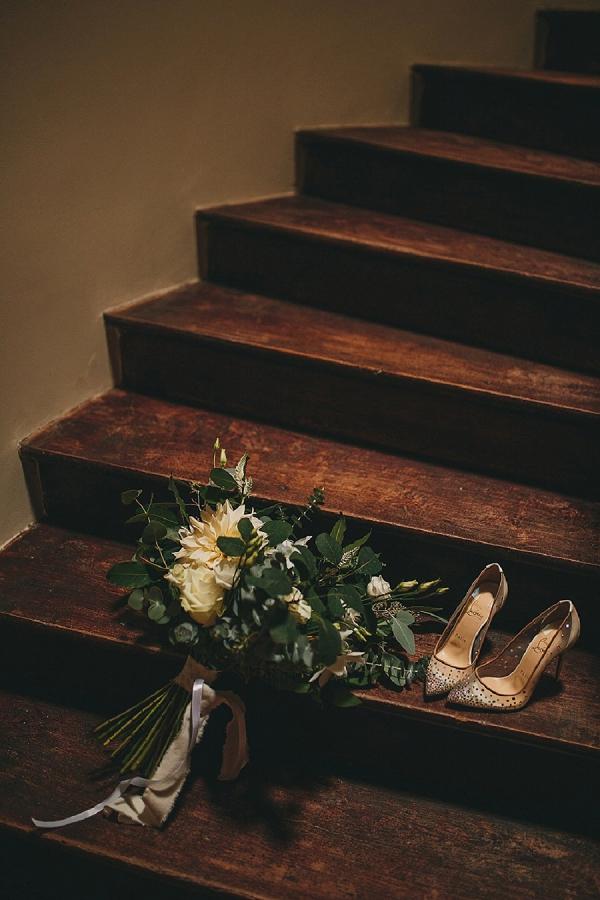 Le Coeur Sauvage wedding bouquet