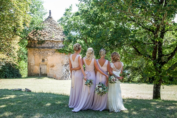 Maids to measure bridesmaid dress
