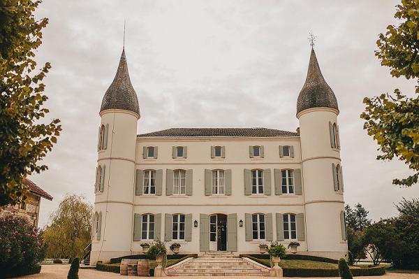 Nouvelle Aquitaine wedding venue
