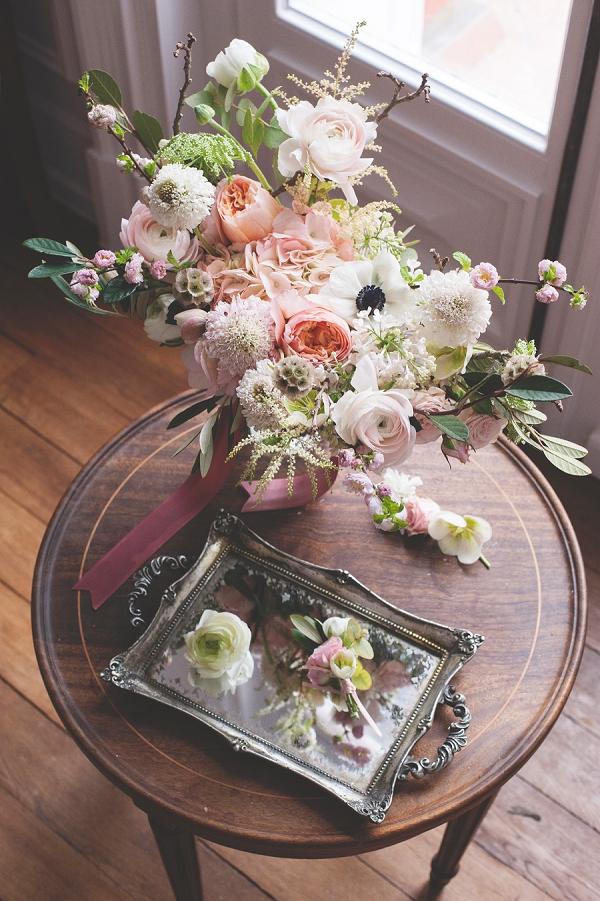Poppy Figue wedding florist