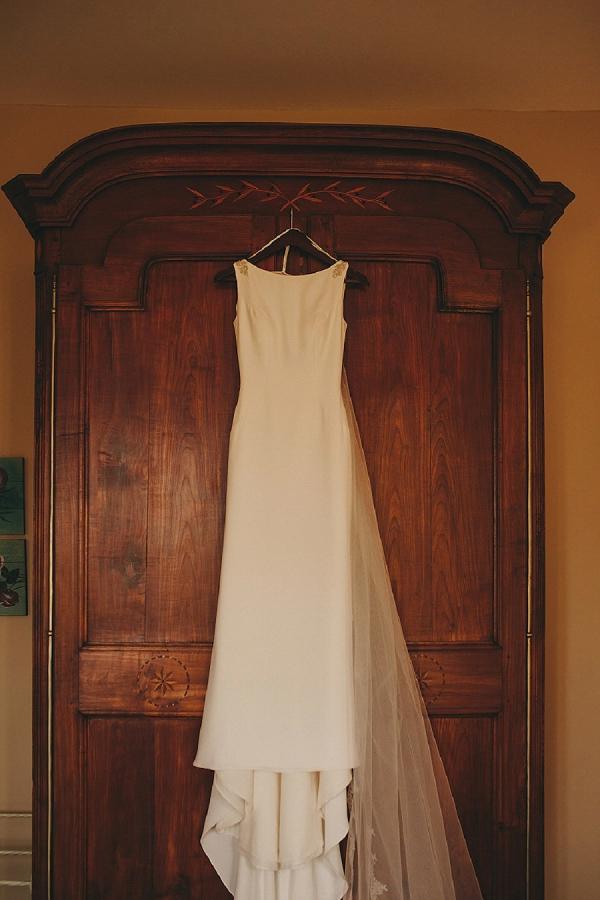 Pronovias Tatiana wedding dress