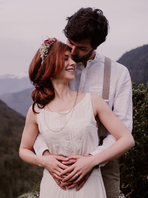 Pyrénées Mountain Wedding