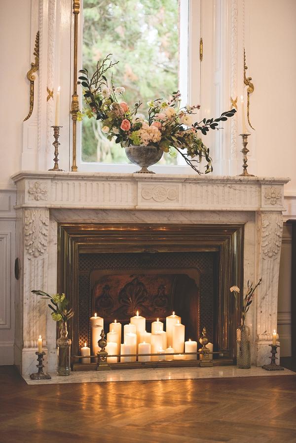 South West France wedding florist