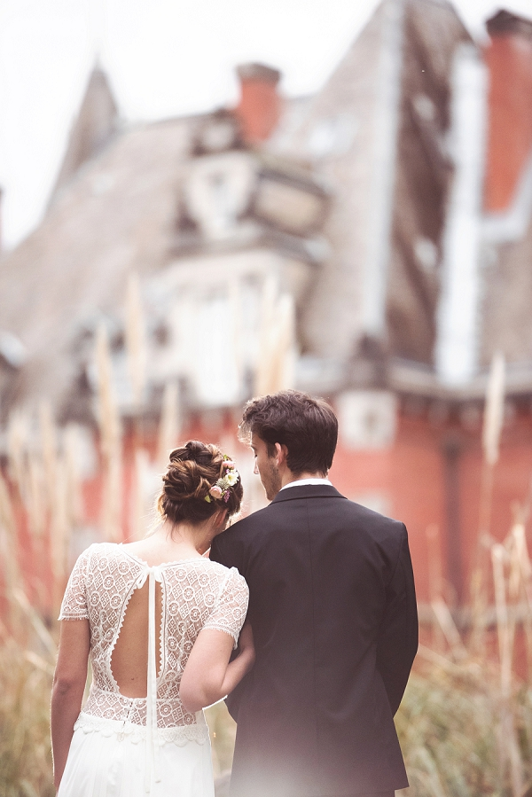 South west France wedding photography