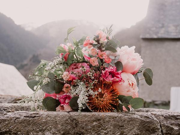 Toulouse wedding florist