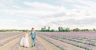 dreamy french wedding