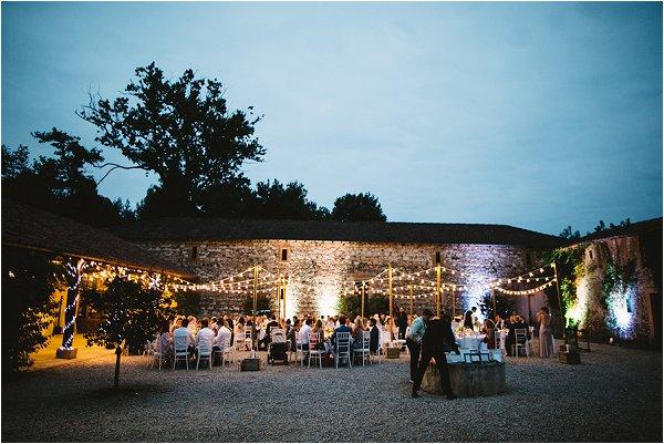 midi Pyrenees France wedding venue Chateau Saint Martory