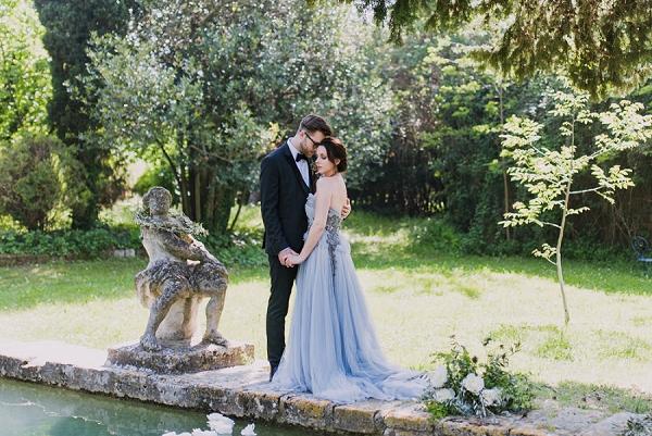Château De Roussan Wedding Inspiration