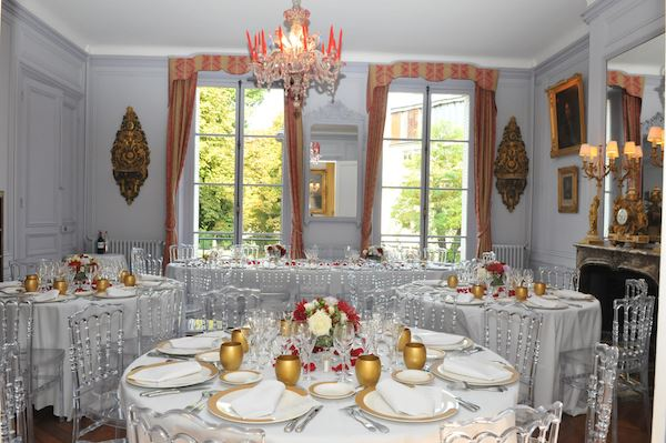 Elian Concept Weddings French Wedding Venues Paris Mansion Wedding Krystal Kenney