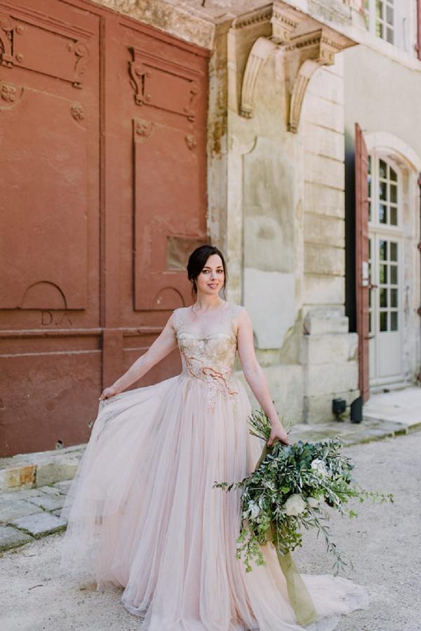 Jo Flemming bride