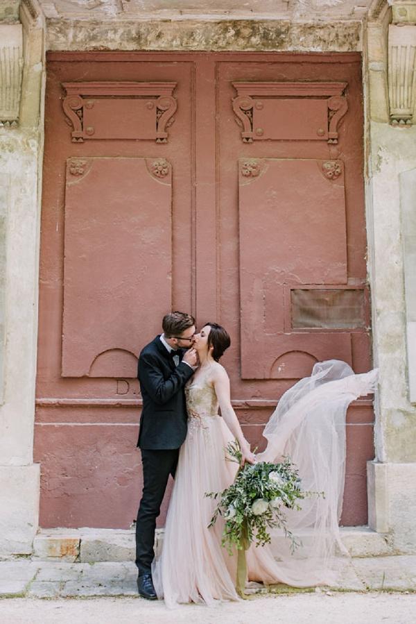 Jo Flemming wedding gown