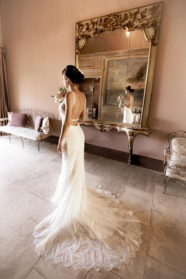 La Villa Elisa gown