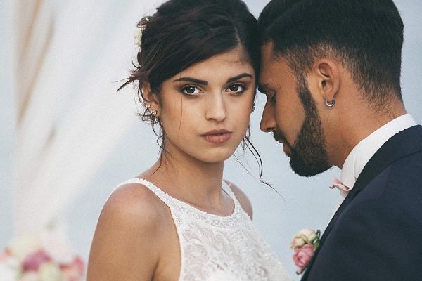 Luxury Saint Tropez Wedding Inspiration Shoot