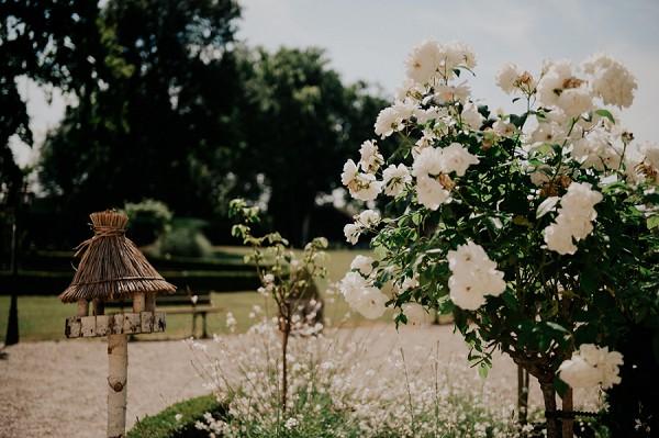 Rustic Countryside Chateau D'Aveny Wedding