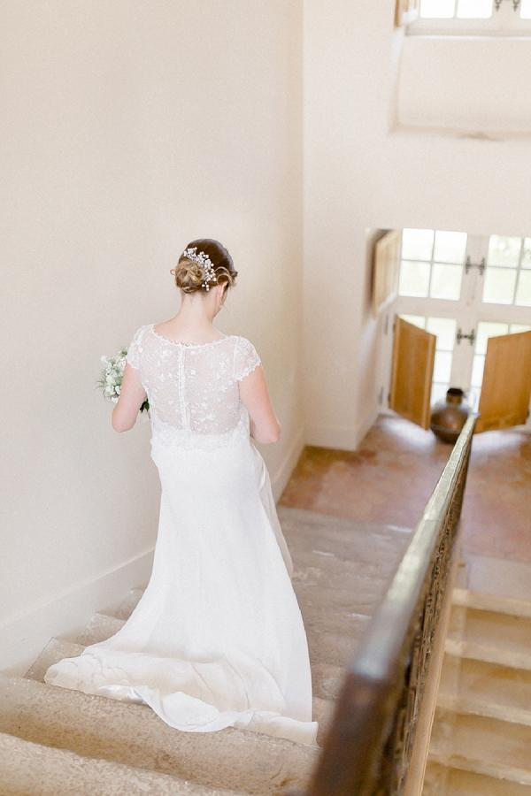bridal updo inspo