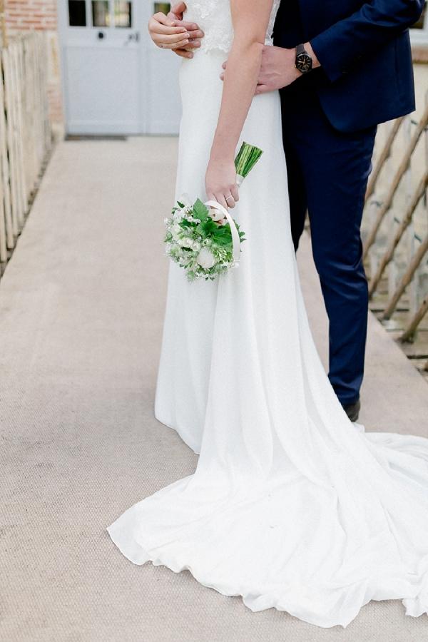 chateau wedding flowers
