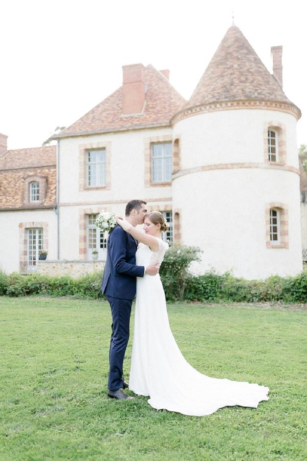 chateau wedding paris