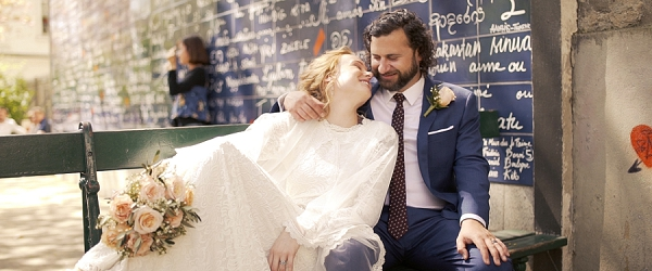 real wedding paris