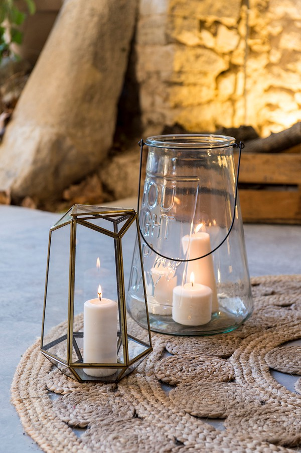 wedding candle holders