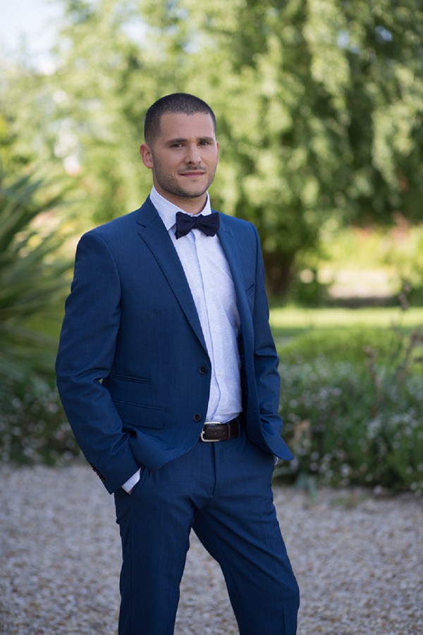 3 Collection grooms outfit