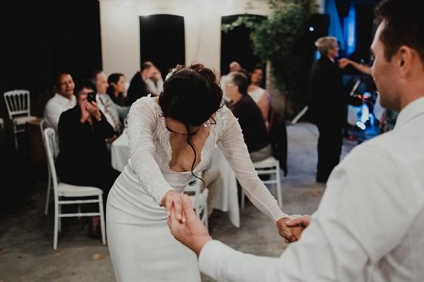 Amy Taylor bride
