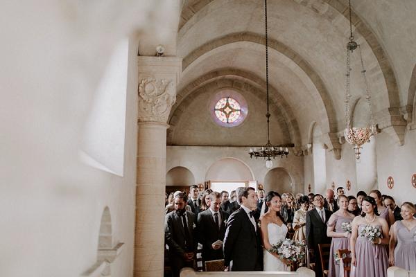 Château de Varennes ceremony