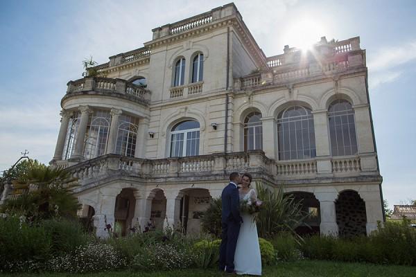 Chateau Mader wedding