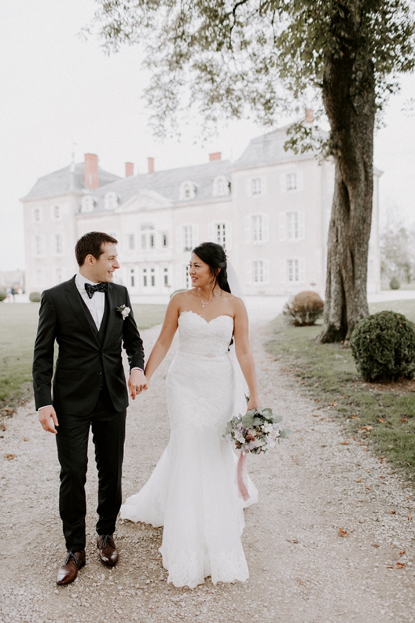 Chateau Wedding at Château de Varennes