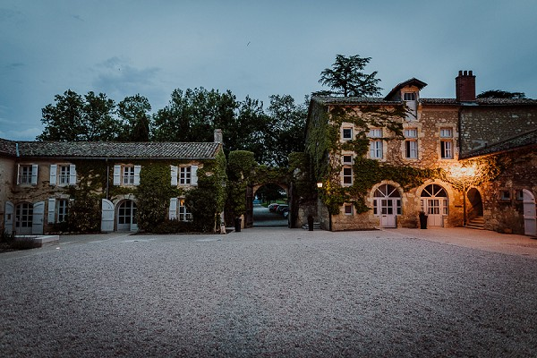 Chateau de Mons Wedding Venue
