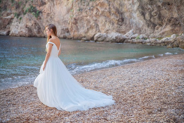 Cote d'Azur bride