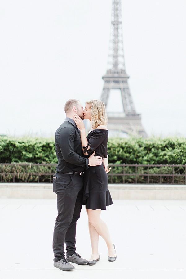 Couple shoot Paris
