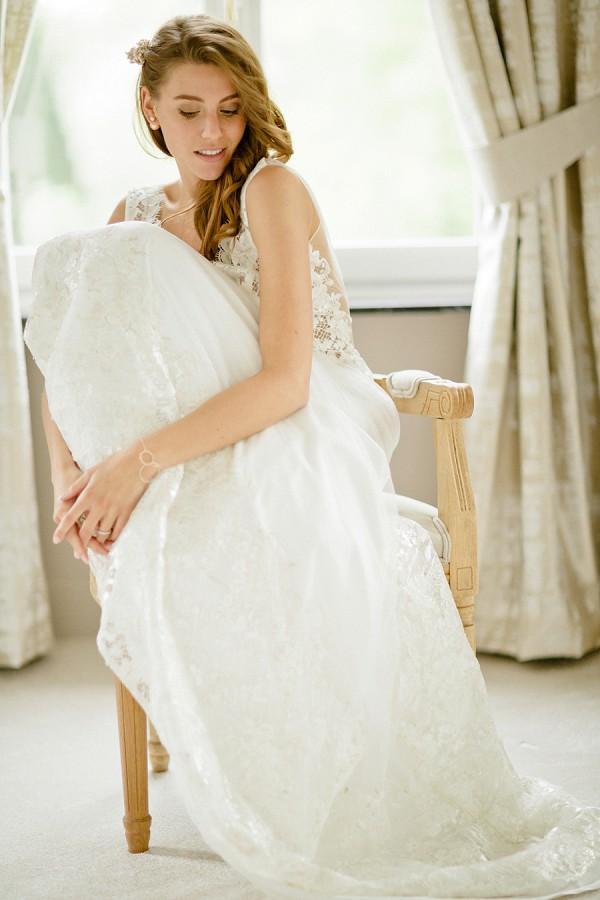 Cymbeline bridal dress