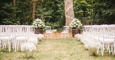 French Flower Style Wedding Florist