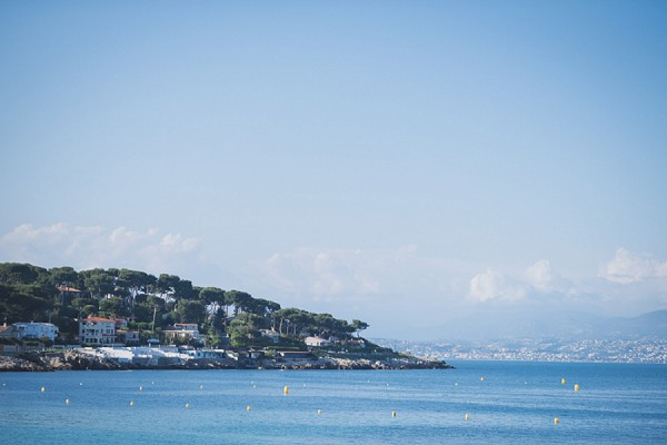 French Riviera engagement