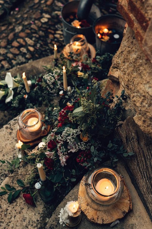Gascony wedding florist