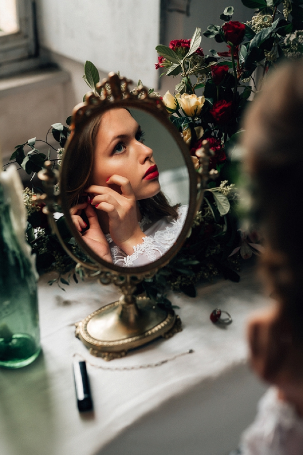 Gascony wedding makeup