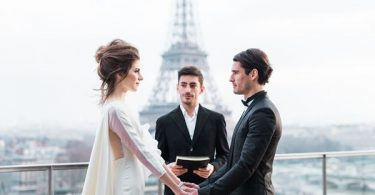 Interfaith Weddings Luxe Paris Events