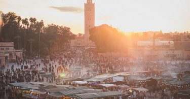Marrakesh destination wedding