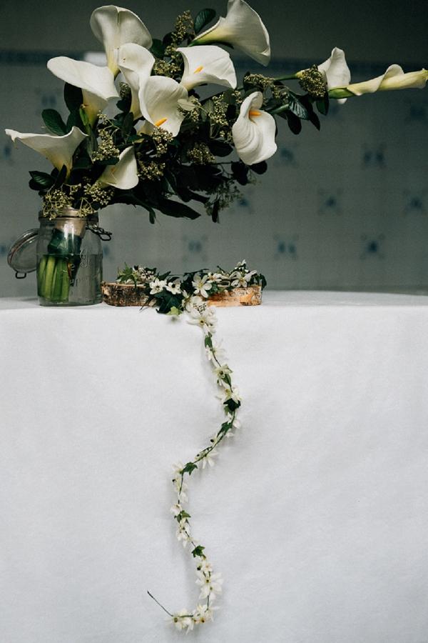 South of France wedding florist