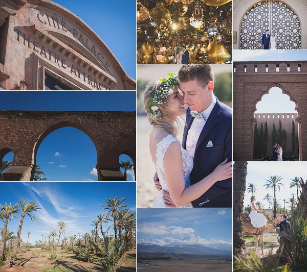 Wanderlust Exploring The City Of Marrakesh Snapshot