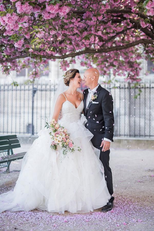 Wedding blossom Paris
