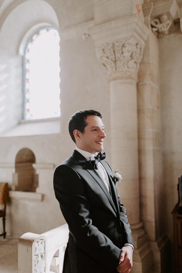 black tie chateau wedding