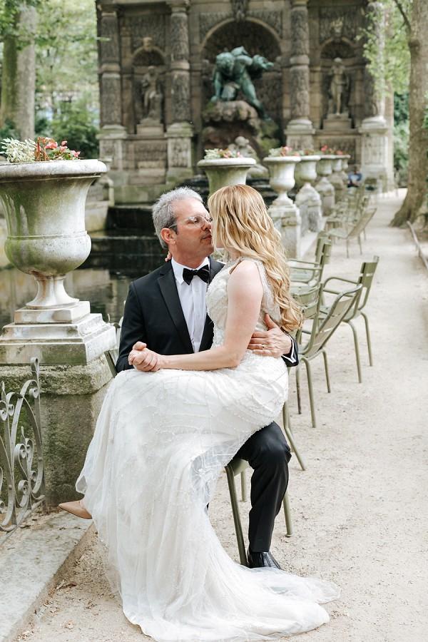 black tie elopement