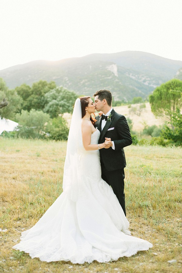 black tie provence wedding