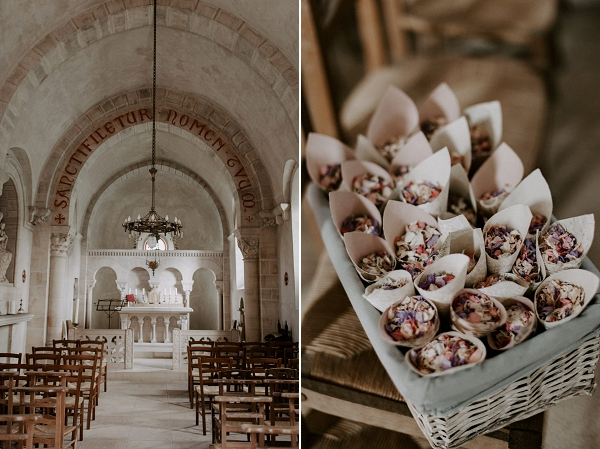chapel wedding france