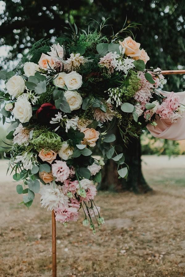 drome wedding florist france